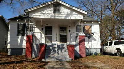 Rocky Mount Multi Family Home For Sale: 218 W Virginia Street