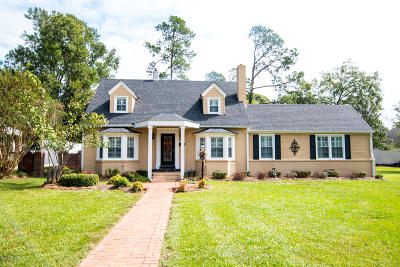 Whiteville NC Single Family Home For Sale: $425,000