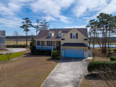 Southport Single Family Home For Sale: 4474 Wildrye Drive