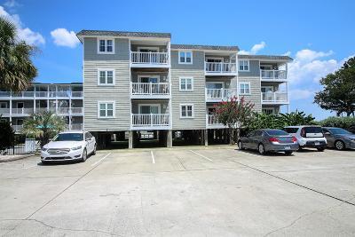 Oak Island Condo/Townhouse For Sale: 5400 E Yacht Drive #C3