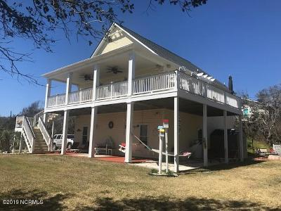 Emerald Isle Single Family Home For Sale: 5510 Emerald Drive