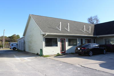 Brunswick County Commercial For Sale: 6614 Beach Drive SW