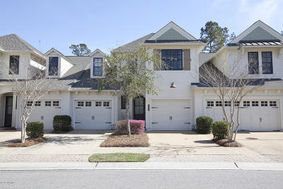 Leland Condo/Townhouse For Sale: 1174 Evangeline Drive
