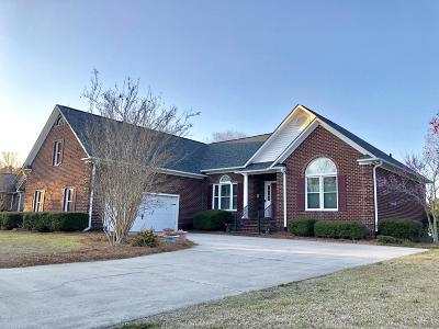 New Bern Single Family Home For Sale: 106 Geneva Road