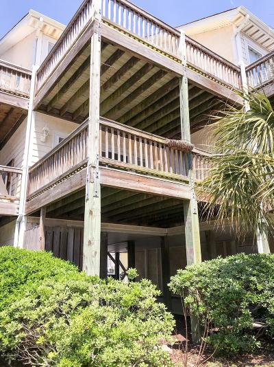 North Topsail Beach, Surf City, Topsail Beach Condo/Townhouse For Sale: 828 N New River Drive #304