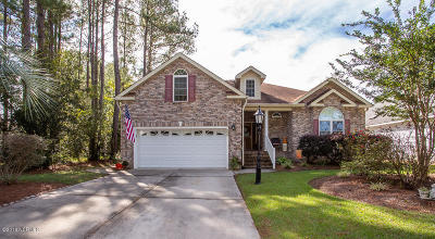 Brunswick Plantation Single Family Home For Sale: 8827 Davenport Drive NW
