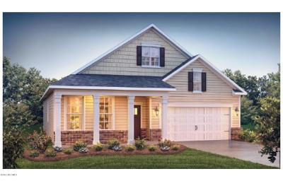 New Bern Single Family Home For Sale: 4367 Onyx Lane