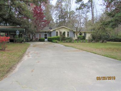Tabor City Single Family Home For Sale: 225 Boggy Hill Road