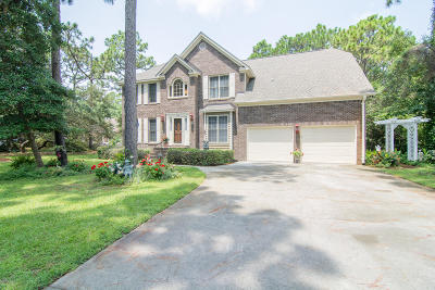 Caswell Beach Single Family Home For Sale: 504 Periwinkle Way