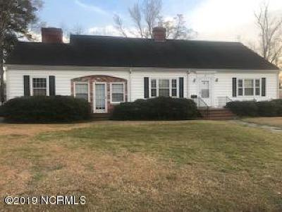 Whiteville NC Single Family Home For Sale: $140,000
