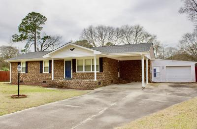 Edgecombe County Single Family Home For Sale: 163 Everette Road