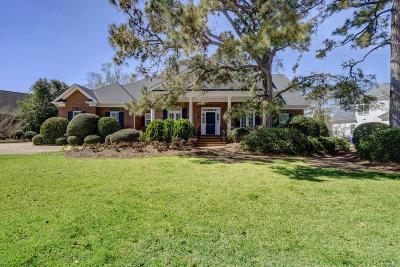 Wilmington Single Family Home For Sale: 2227 Deepwood Drive