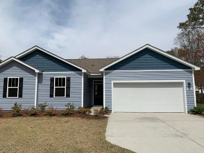 Supply Single Family Home Pending: 2424 Harbor Cove SW
