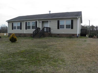 Edgecombe County Single Family Home For Sale: 1913 W Wilson Street