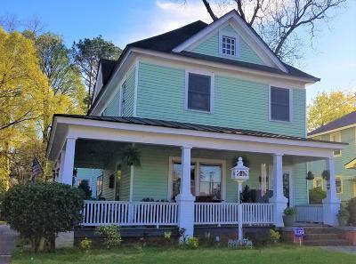 Single Family Home For Sale: 411 Nash Street