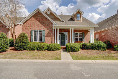 Wilmington Single Family Home For Sale: 1505 Goose Landing Circle