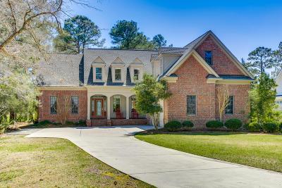 Ocean Isle Beach Single Family Home For Sale: 549 Gladstone Circle SW