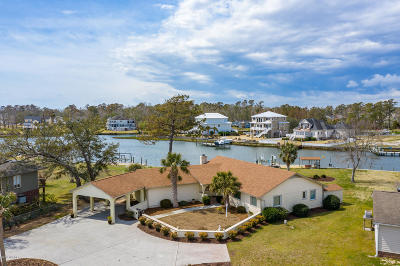 Single Family Home For Sale: 220 Club Point Drive