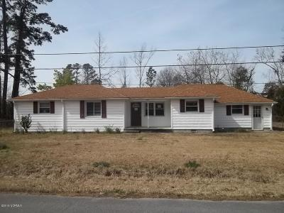 Havelock Single Family Home For Sale: 202 Fleetwood Street
