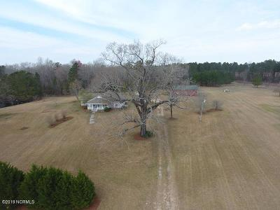Single Family Home For Sale: 677 Gum Shaw Road