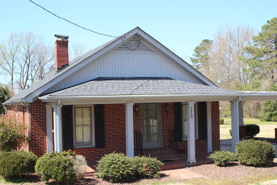 Single Family Home For Sale: 2258 W Raleigh Boulevard