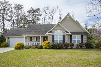 Beaufort Single Family Home For Sale: 114 Turners Creek Way