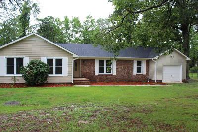 Trent Woods Single Family Home For Sale: 3048 Red Fox Road