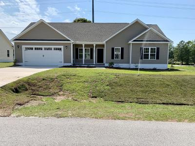 Swansboro Single Family Home For Sale: 201 Echo Ridge Road