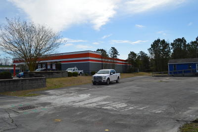 New Bern NC Commercial For Sale: $179,000