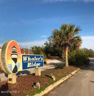 Harkers Island Residential Lots & Land For Sale: 109 Beacon Street
