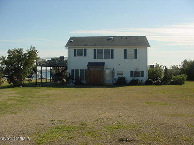 Newport Single Family Home For Sale: 185 Salty Shores Point Road