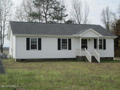 Edgecombe County Single Family Home For Sale: 121 Farley Court