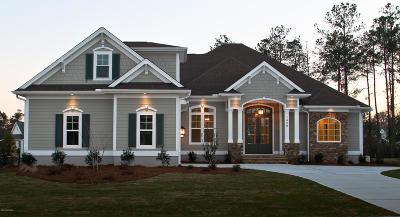 Leland Single Family Home For Sale: 1448 Cape Fear National Drive