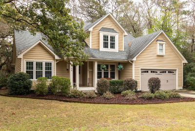 Pine Knoll Shores Single Family Home For Sale: 106 Fern Court