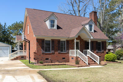 Winterville Single Family Home For Sale: 2316 Shire Circle