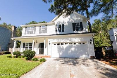 Onslow County Single Family Home For Sale: 324 Hyatt Circle