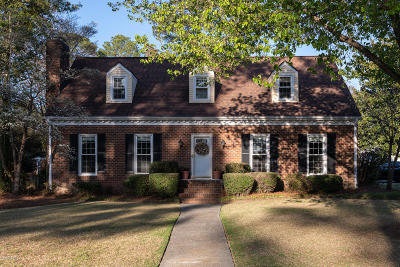 Greenville Single Family Home For Sale: 303 Windsor Road