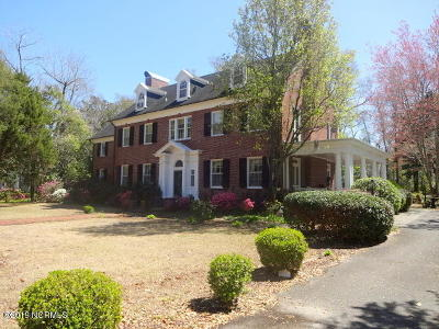 Wilmington Single Family Home For Sale: 1704 Market Street