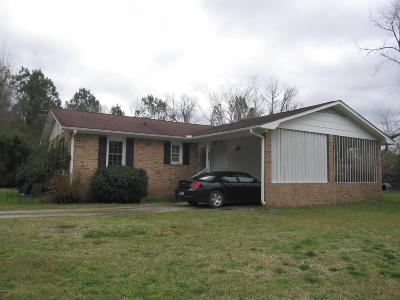 Havelock Single Family Home For Sale: 900 Blades Road