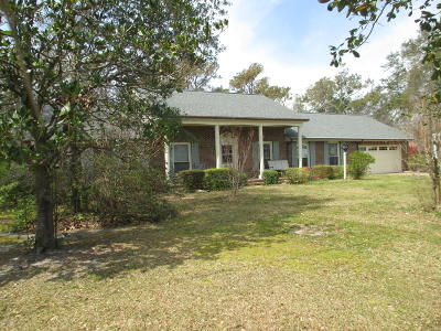 Harkers Island Single Family Home For Sale: 151 Willis Drive