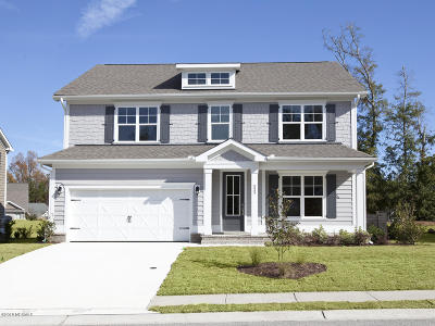 New Hanover County Single Family Home For Sale: 825 Bedminister Lane