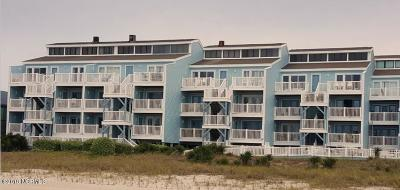 Ocean Isle Beach Condo/Townhouse For Sale: 16 E First Street #112