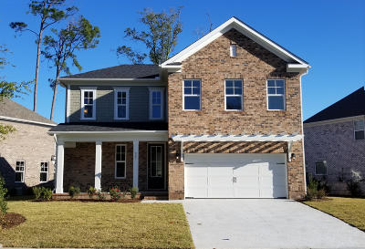 New Hanover County Single Family Home For Sale: 805 Bedminister Lane