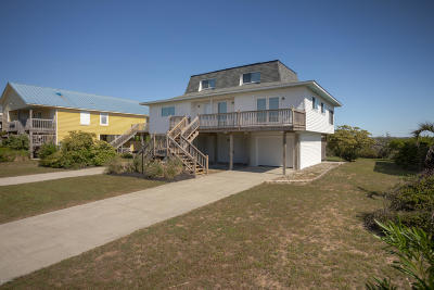 Caswell Beach Single Family Home For Sale: 420 Caswell Beach Road
