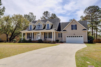 Single Family Home For Sale: 215 Egret Point Drive