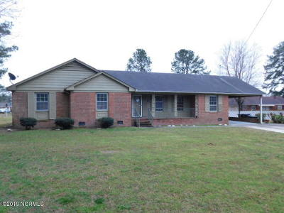 Edgecombe County Single Family Home For Sale: 108 Chase Court