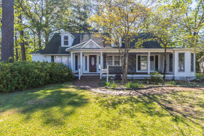 Northwoods Single Family Home For Sale: 4 Barksdale Drive