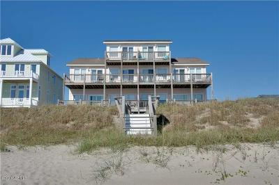 Emerald Isle Condo/Townhouse For Sale: 4607 Ocean Drive #W