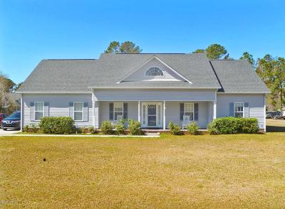 Havelock Single Family Home For Sale: 215 Marie Court