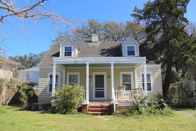 Beaufort Single Family Home For Sale: 118 Marsh Street